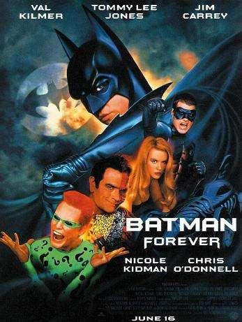 Batman Forever AC3 dvd rip XviD Rets preview 0