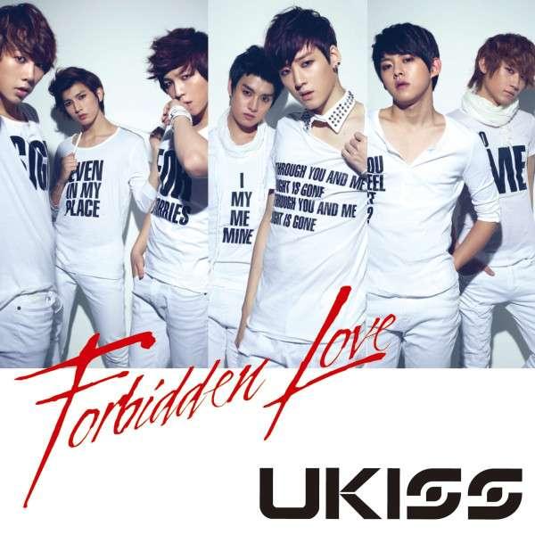 [Single] U-Kiss - Forbidden Love [320kbps + iTunes]