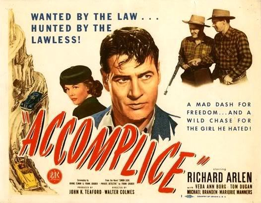 acomp Walter Colmes   Accomplice (1946)