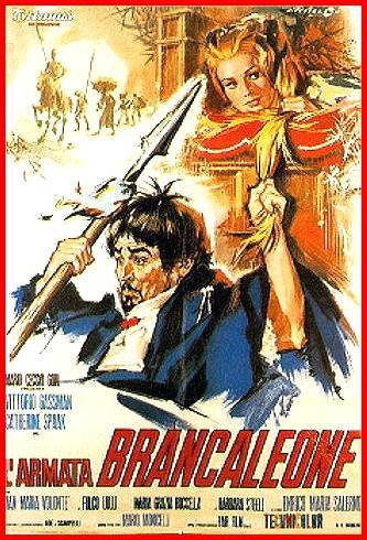 8b8l Mario Monicelli   Larmata Brancaleone aka For love and for gold (1966)