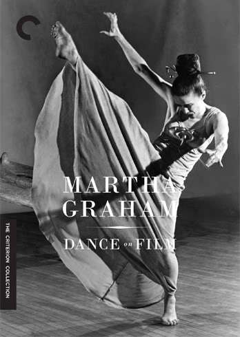 406box348x490 Nathan Kroll   Martha Graham: Dance On Film [+Extras] (1959)