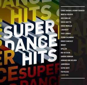 SUPER DANCE HITS compilação