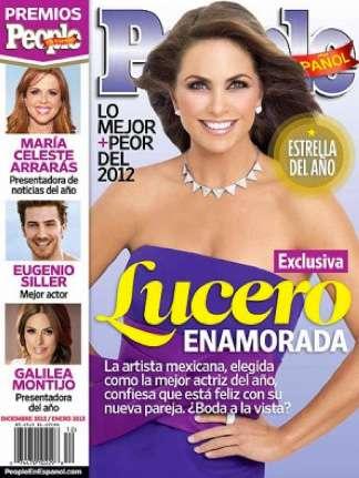 Revista People en Español 2012